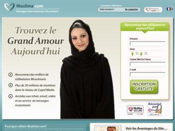 muslima rencontres en ligne